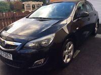New model Vauxhall Astra 1.4 SRI. 54k miles
