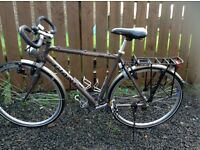 PRICE DROPPED TO GO !GIANT EXPEDITION TRAVEL TOURING BIKE !!