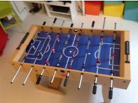 Used BCE football table £50