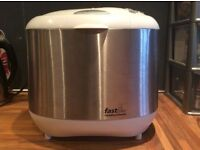 Fastbake Breadmaker Morphy Richards Model 48267