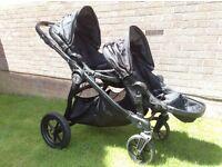 Baby Jogger City Select Twin Tandem Pram
