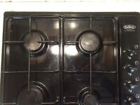 Belling gas hob in good condition, photo doesn't