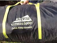 Drive Away Annnexe (Tent) Suitable Camper Van