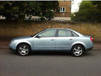 Audi A4 1.8T PETROL/LPG