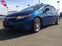 2012 Honda Civic EX MOONROOF 83,100KM