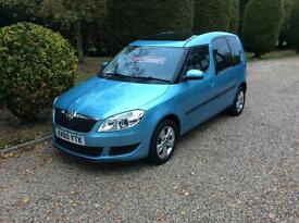 Skoda roomster automatic low miles