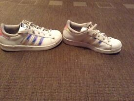 Adidas Original Superstar trainers