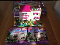 Lego Friends - 3315 Olivia's House oryginal box and instructions
