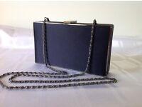 Precis navy blue handbag