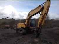 Samsung SE210LC-3 for sale. Year: 1999. excavator digger loader