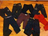 Boys bundle of clothes age 10-12