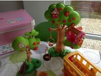 Mini Lala Loopsy Land toys & storage box