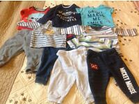 Baby clothes 3-6 & 6-9 months