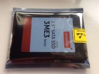 "Fast Innodisk 3ME3 256GB 6GB/s 2.5"" 7mm SATAIII SSD Solid State Drive in Excellent Condition"