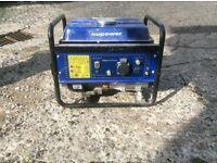 Petrol Generator For Sale 1kva