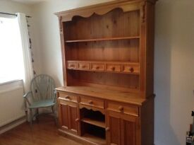 Large Vintage Welsh Dresser