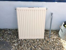 Single small radiator
