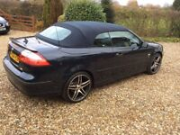 Saab93 convertable, immaculate condition inside and out