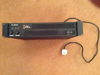 Power amp 800 watts