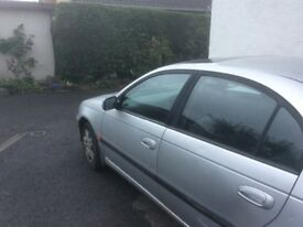 Petrol 2000 Toyota Avensis - One owner from new