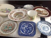 House full of collectables/antiques over 120 items - offers over £50 !