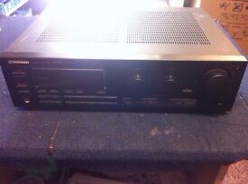 PIONEER SX-229 STEREO RECEIVER/AMPLIFIER