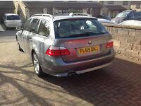 BMW 520D Tourer Business Edition 2009
