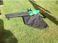 Garden leaf blower