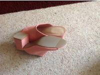 Slip on shoes size 4