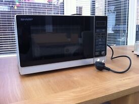 Sharp 800w Microwave Oven