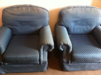 Pair of Armchairs - Free if You Can Collect