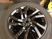 Land Rover discovery4/5 wheel and tyre