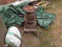 Clarke wood burner