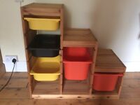 Ikea pine chest of drawers