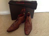 Jeffrey West Flashman Boots excellent condition size 10