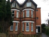 Large ground floor two bedroom flat in this sought after residential part of Belfast.
