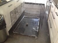 Large Dog Cage for sale £20