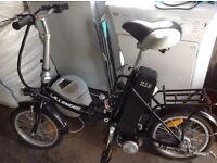 Dillinger cheetah electric bike