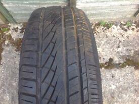 Tyre 195 X 55 X 15