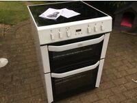 Belling freestanding cooker