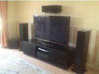Bower & Wilkins Speakers / Arcam Home Cinema System
