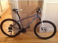 SPECIALIZED MYKA HT SPORT DISC WOMENS MOUNTAIN BIKE 17""