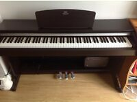 Yamaha Electronic Piano, as new, pedals still covered,
