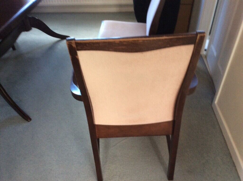 Stag Minstrel Dining Table 4 Chairs In New Marske North Yorkshire Gumtree