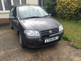 Fiat Punto 1.3 Automatic, in need of a few repairs