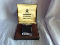 Ronson Varatronic Piezo - Electric Lighter