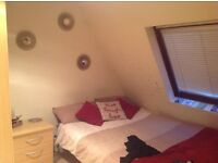 Dbl room with ensuite suits professional fml. W52AA