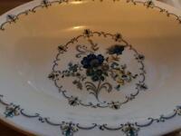 English Bone china serving dish