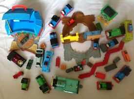 Selling a huge bundle of great selection of Thomas and friends toys