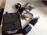 Oxford Sprint small Tank Bag